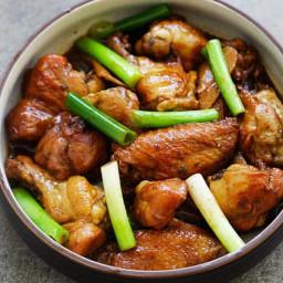 Ginger Soy Chicken (Instant Pot)