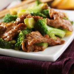 Ginger Steak Stir-Fry