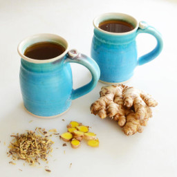 Ginger Tea with Licorice Root Recipe
