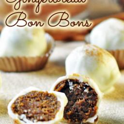 Gingerbread Bonbons