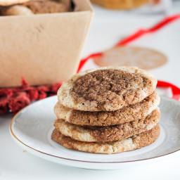 Gingerbread Snickerdoodles