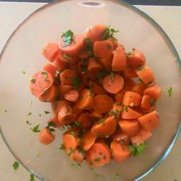 Glazed Carrots - Thomas Keller