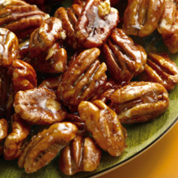 Glazed Pecans