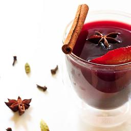 Glühwein – Mulled Wine Recipe