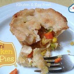 Gluten- and Egg-Free Chicken Pot Pie