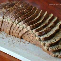 Gluten and Rice Free Multigrain Bread