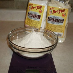 Gluten-Free All Purpose Flour Blend