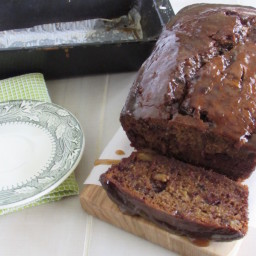 Gluten Free Banana Nut Bread with Coconut Oil and Chocolate Chips