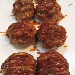 Gluten Free Bbq Meatballs