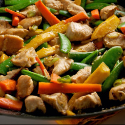 Beef and Veggie Stir Fry- GF by Keith