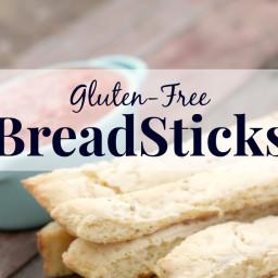 Gluten-Free Breadsticks Recipes