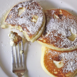 Gluten-Free Cheesecake Pancakes