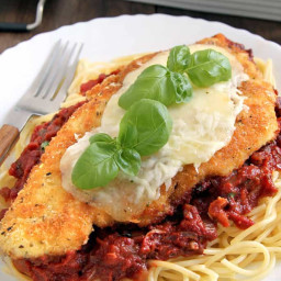 Gluten Free Chicken Parmesan ⋆ Great gluten free recipes for every oc