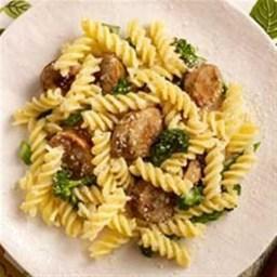 Gluten Free Chicken Sausage & Broccoli Rabe Rotini