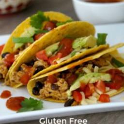 Gluten Free Chicken Tacos!