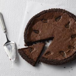 Gluten-Free Chocolate Frangipane Tart