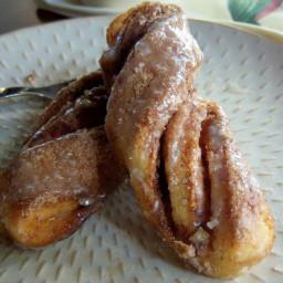 Gluten-Free Cinnamon Twist Sweet Roll Recipe