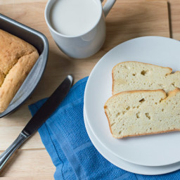 Gluten Free Coconut Flour Bread
