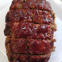 Gluten Free Easy Bbq Meatloaf