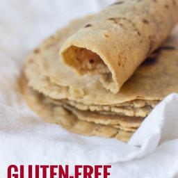 Gluten-Free Flour Tortillas + a giveaway