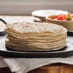 Gluten Free Flour Tortillas—plus how-to video