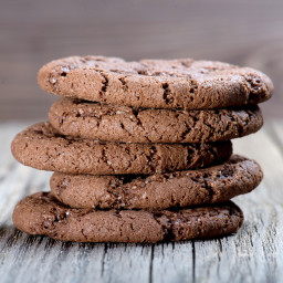 Gluten-Free Flourless Chocolate Cookies