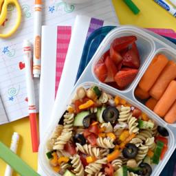 Gluten-Free Garden Pasta Salad