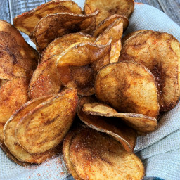 Gluten Free Homemade Potato Chips