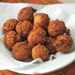 Gluten-Free Hush Puppies Recipe