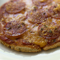 Gluten Free Low Carb Pizza Crust