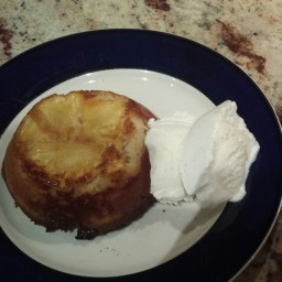 Gluten Free Mini Pineapple Upside Down Cakes