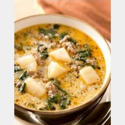 Gluten Free Olive Garden Zuppa Toscana Soup