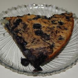 Gluten-Free Organic Blueberry Pancake