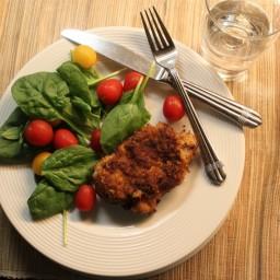 Gluten Free Panko Crusted Pork Chops
