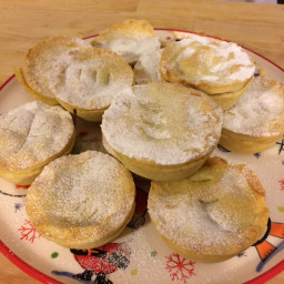 Gluten Free Pastry - Mince Pies
