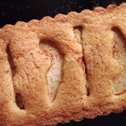 {Gluten-Free} Pear Cake