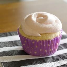 Gluten Free Pink Lemonade Cupcakes