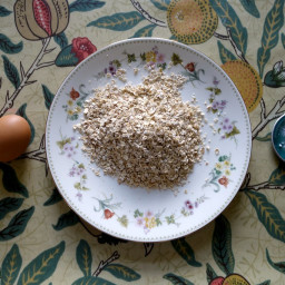 Gluten-free Porridge Bread