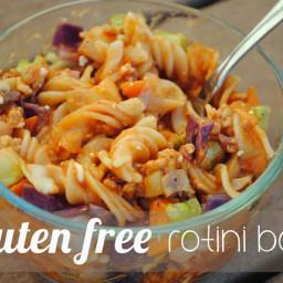 gluten free rotini bake