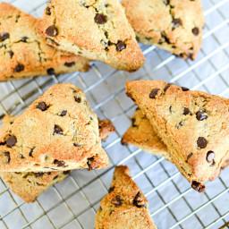 Gluten-Free Scone Recipe with Chocolate Chips
