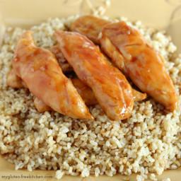 Gluten-free Sweet Chicken