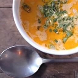 Gluten-Free Thai Chicken Soup Recipe