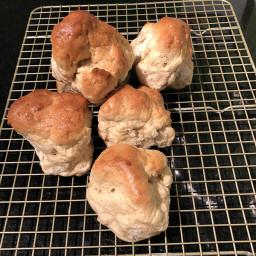 Gluten-Free Yeast Dinner Rolls