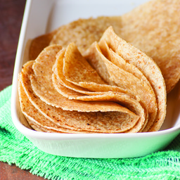Gluten-free Vegan Tortillas