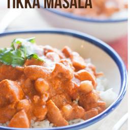 Gluten Free Chicken Tikka Masala Recipe