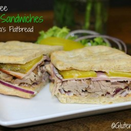 Gluten Free Cuban Sandwiches