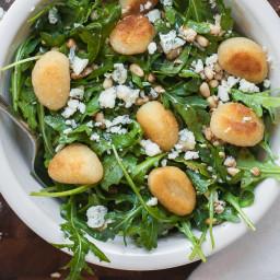 Gnocchi and Gorgonzola Salad