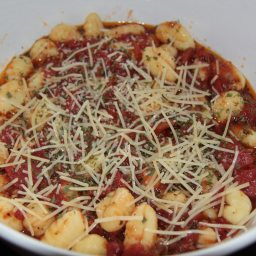 Gnocchi Sauce - Fresh Tomato Sauce