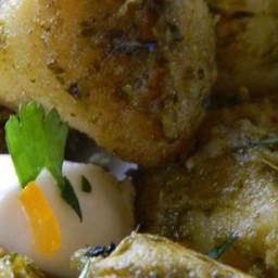 Gnocchi with Chicken, Pesto and Fresh Mozzarella