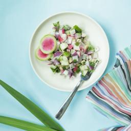 Go-To Radish Salad